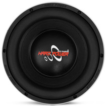 Subwoofer Hard Power S500 12 Polegadas 500w Rms 2 Ohms Som