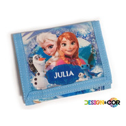 Carteira Infantil Frozen