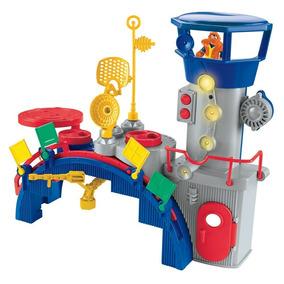 Imaginext Torre De Controle - Fisher Price Mattel