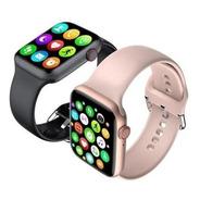 Relógio Smartwatch Tela Infinita W26 Atende E Faz Ligações