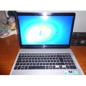 Notebook Lg A560 Core I7 4gb , 500 Gb ,geforce Gt 640m 2gb
