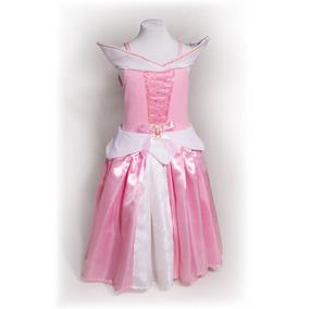 Disfraz Bella Durmiente Vestido Princesas Primera Calidad