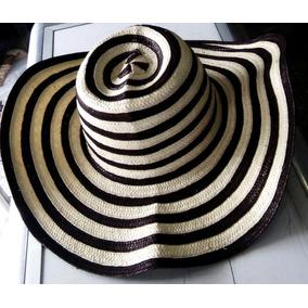 Sombrero Costeño Cebra Ref. 0105