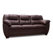 Sofa De Piel  - Toscana  - Conforto Muebles