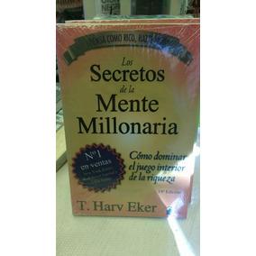 Los Secretos De La Mente Millonaria-envio Gratis Dhl