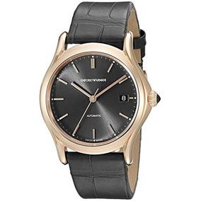 de138ab7ec6 Fino Reloj Emporio Armani Automatico Swiss Made Chronometer - Reloj ...