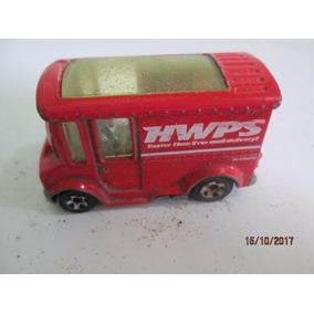 Brinquedo Carro De Entrega H W P S