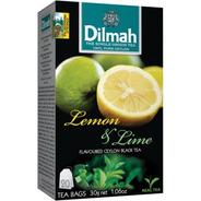 Té Dilmah Lima & Limón Importado Sri Lanka 20 U.