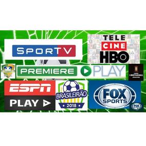Premiere Play Foxsport Sportv Premier 1ano Imediato