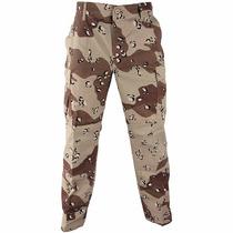 Pantalon Tactico Cargo Camuflado Desert Storm Rip Stop