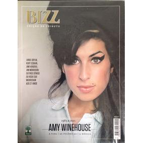 Revista Bizz Edição De Tributo - Amy Winehouse (coleção)