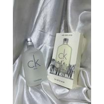 Perfume Calvin Klein One 100ml Réplicatriplea