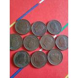 Moneda Antigua Chilena 20 Centavos 1942 A 1950