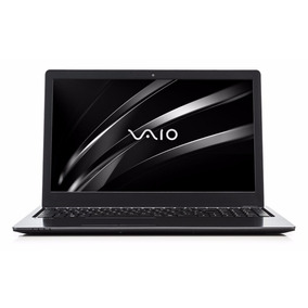 Notebook Sony Vaio Fit15s 15,6 Intel I3 7100 4gb Ram Win10 -