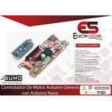 Controlador De Motor Arduino Génesis Nano