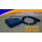 Pedal Maquina Soldar Tig Miller 14 Pins Made In Usa Nuevo