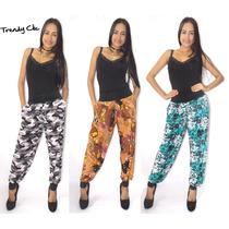 Pantalones Aladin Leggins Monos Blusas Faldas Trendy Clic Al