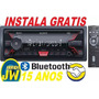 Autoestéreo Sony A400 Bluetooth - Usb - Aux 3.5mm 2017