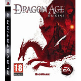 Dragon Age Origins Ps3 Entrega Inmediata