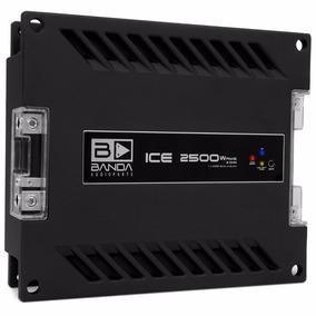 Modulo Banda Ice 2500w Rms Amplificador Digital Vitrine Som