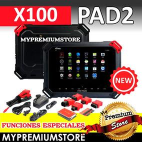 Programador Llaves Xtool X-100 Pad 2 Kilometraje Obd2 Tablet