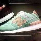 Zapatos New Balance Para Dama Calzado Colombiano
