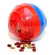 Brinquedo Comedouro Petball Médio Bola Cães Pet Games