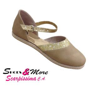 Zapato Para Dama Kiut 1320 Beig