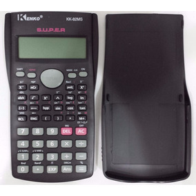 Calculadora Cientifica Kenko Kk - 82ms 240 Funções 10+2 Digi
