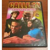 Dvd Con 24 Videos De Calle 13