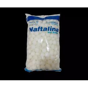 Naftalina Bolas Pct Com 1 Kilo A Melhor - Retire Em Mãos