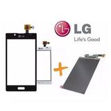 Kit Tela Touch + Display Lcd Lg Optimus L7 P705 P700 L7 2