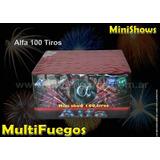 Torta Mini Show Fuegos Artificial Navidad Año Nuevo Oferton