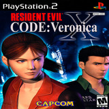 Oni Games - (sin Stock) Resident Evil Code Veronica X Ps2
