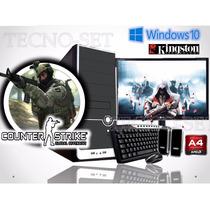 Pc Computadora Completa Gamer A4 Dualcore 4g Juegos Lol Csgo