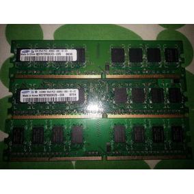 Memoria 512mb Ddr2 800 Samsung Compatible 667 Y 533