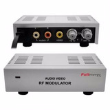 Modulador Rf Audio Y Video