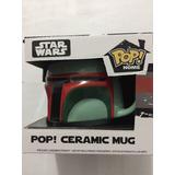 Boba Fett Mug Star Wars Taza Envió Gratis Nueva Original