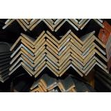 Hierro Angulo 1-1/4 X 1/8 (31,7 X 3,2mm) | Barras X 6 Mtrs