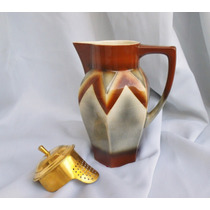 Antigua Jarra Porcelana Alemana Carstens Envío Uu