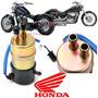 Bomba De Combustivel Gasolina Honda Shadow 600