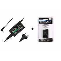 Kit Psp- Fonte + Bateria