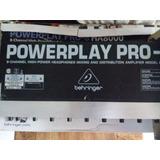 Amplificador De Monitoreo Para Audífonos Powerplay Pro-8