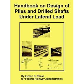 Handbook engenharia livros de engenharia no mercado livre brasil handbook on design of piles and drilled shafts fandeluxe Image collections
