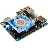 Odroid-xu4 Single Board Computer With Quad Core 2ghz A15, 2g