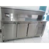 Balcao Codimentador P/ Pizzaria Aço Inox Medidas 2.0x60x90