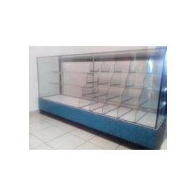 En Venta Mostrador De Vidrio Con Mueble Formaica