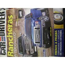 Revistas Car And Driver En Buenas Condiciones