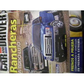 Revistas Car And Driver En Buenas Condiciones