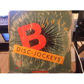 Vinilo Varios Batalla De Los Disc Jockeys 2 Compilado Arg 90